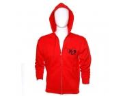 K9® Unit Hoodie z zadrgo