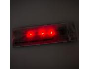 Značke z odsevno LED utripajočo lučjo - SMALL