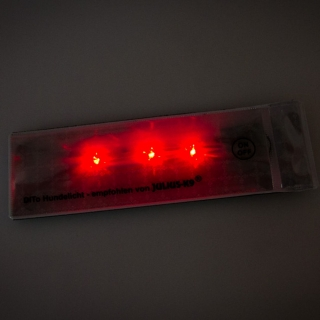 Značke z odsevno LED utripajočo lučjo - LARGE